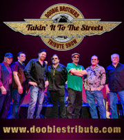 Takin It To The Streets - The Doobie Brothers Tribute Show